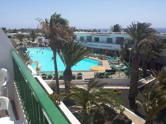 La Penita Apartments: View from balcony