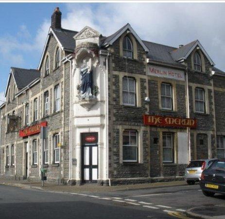 Merlin Hotel Pontypridd Restaurant Reviews Phone