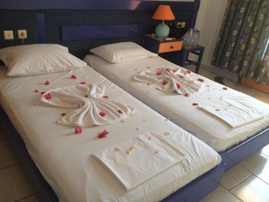 Hotel Eltina: Πως βρήκα το δωμάτιο