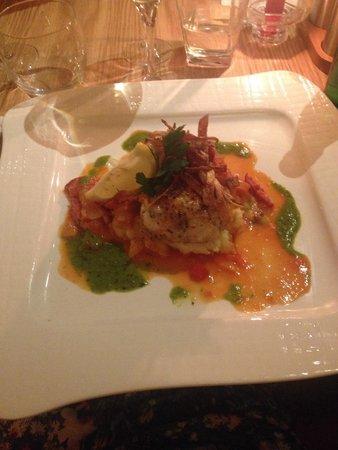Oscar's Seafood Bistro: Amazing Monkfish