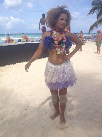 Viva Wyndham Dominicus Beach: Animazione