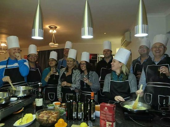 The Little Pink Chef: Maroccan cooking class