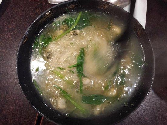 Mey Lin's Pot & Noodle House: Oyster Misua