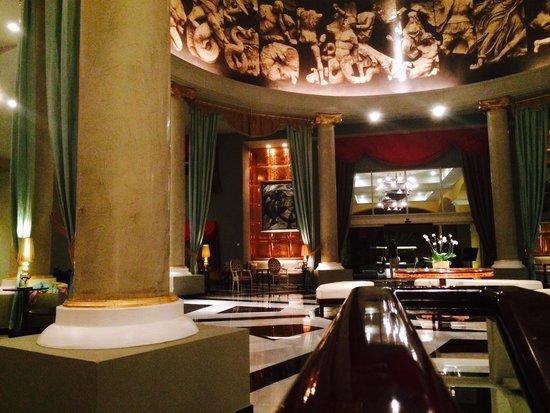 Iberostar Grand Hotel Rose Hall: Grand lobby