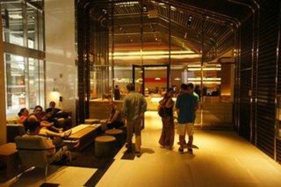 Hyatt Centric Times Square New York: Lobby