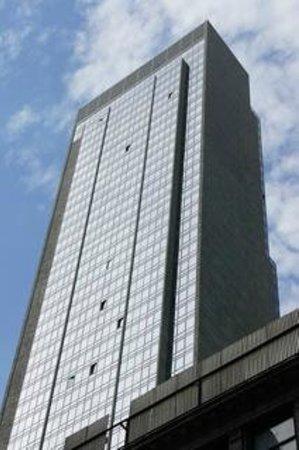Hyatt Centric Times Square New York: Dos hôtel 46 th Street