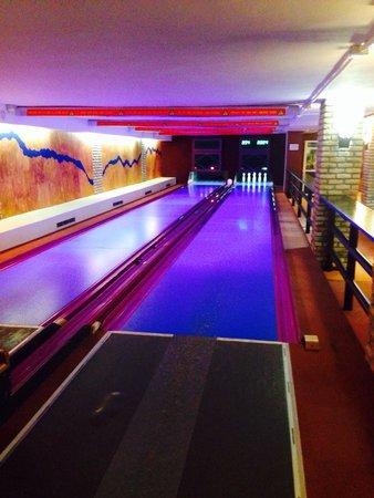 Hotel Escorial & Spa: Kegelbahn