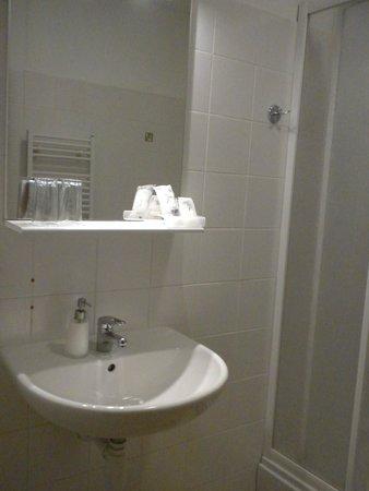 Hotel Augustus et Otto: Neat bathroom