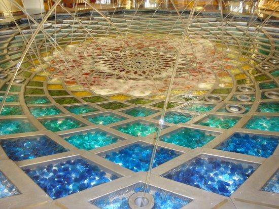 Burj al-Arab : Dancing Fountains