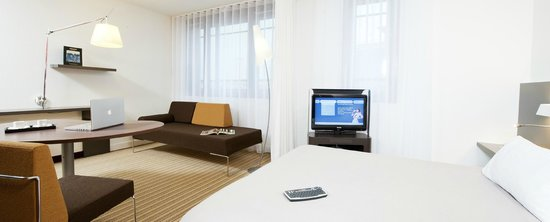 Novotel Suites Paris Roissy CDG : SUITE