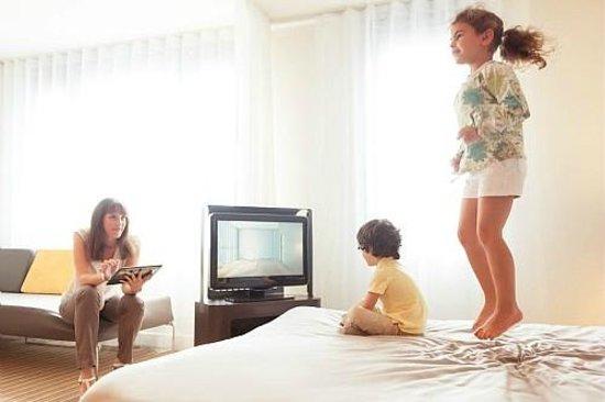 Novotel Suites Paris Roissy CDG : SUITE FAMILLE/ENFANT