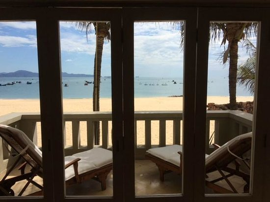 AVANI Quy Nhon Resort & Spa: view from our room_junior suite
