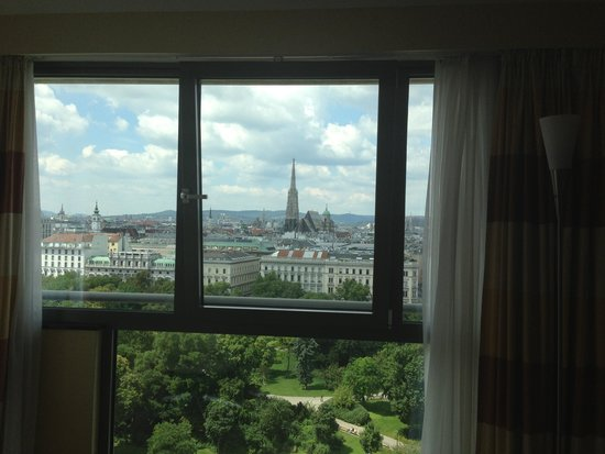 Hilton Vienna: My view