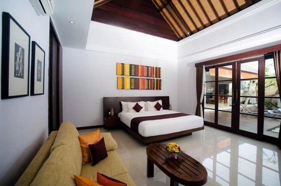 The Wolas Villas & Spa: Room