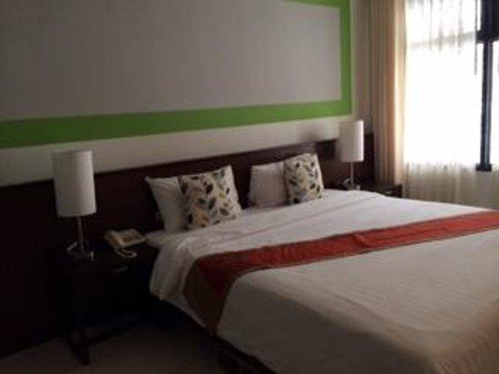 Hotel de Bangkok: Bed