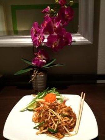 Hotel de Bangkok: Meal