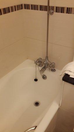 Tavistock Hotel: bath taps