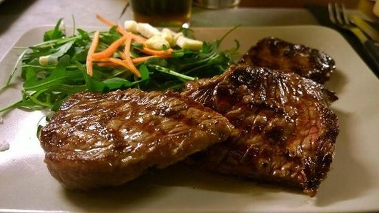Doc - The Burger House: Carne