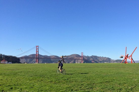 Blazing Saddles Bike Rentals and Tours : A great way to explore the fantastic city!