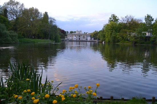 Parque Lazienki: Lazienski park