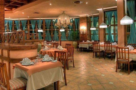 Aurora Oriental Resort Sharm El Sheikh: restau