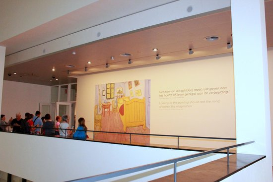 Musée van Gogh : 2° piano