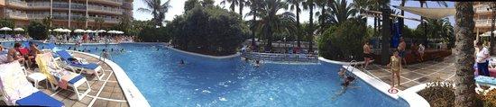 Hotel-Aparthotel Dorada Palace : Family pool