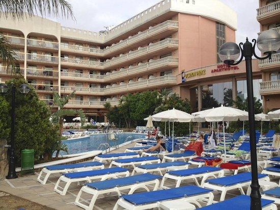 Hotel-Aparthotel Dorada Palace: Family Pool
