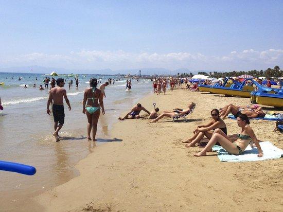 Hotel-Aparthotel Dorada Palace: The Beach