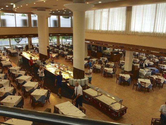 Hotel-Aparthotel Dorada Palace: Dining Room
