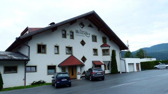 Meilerhof: Das Hotel