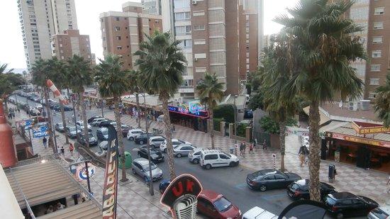 Presidente Hotel: hotel room view