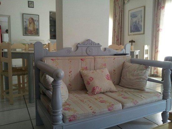 King Thiras Hotel: Breakfast