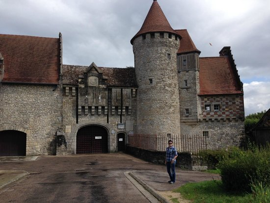 Hattonchatel Chateau : exterieur