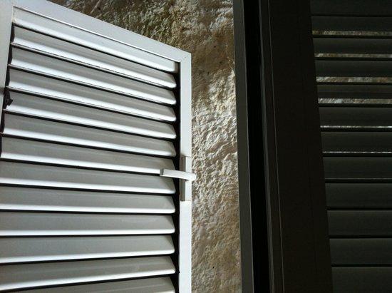 Park Imperial Hotel Terme: Vista muro