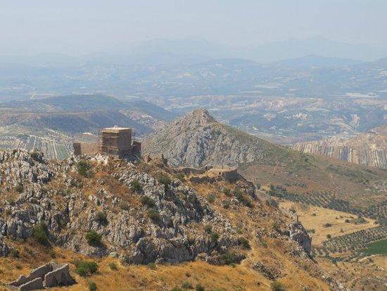 Acrocorinth: Great Views