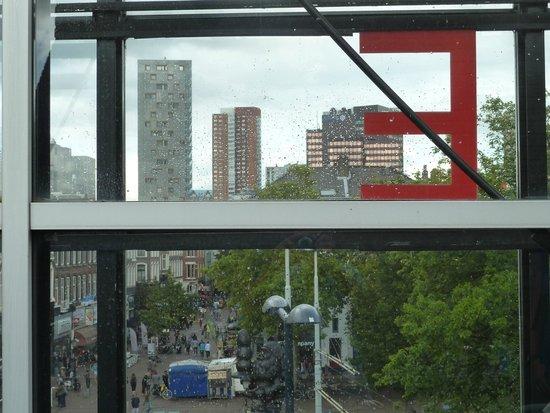 Hotel Emma : Blick aus unserem Zimmerfenster
