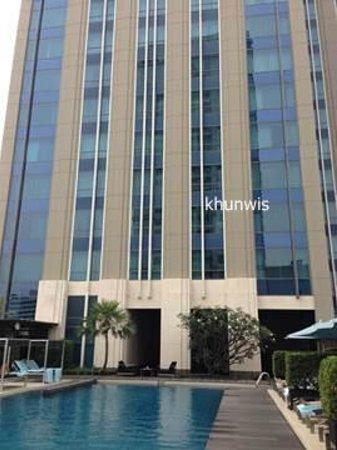 Sofitel Bangkok Sukhumvit : pool