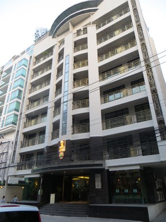 Admiral Premier Bangkok by Compass Hospitality: L'hotel