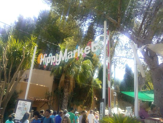 Alua Miami Ibiza: The Hippy Market