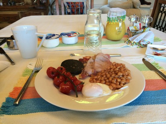 The Grange : This as to be the best cooked breakfast I've had in years