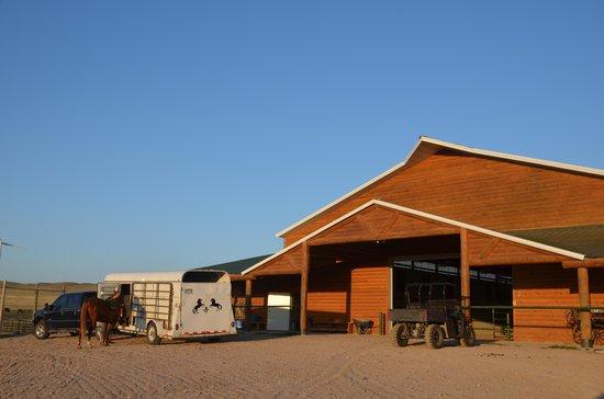 Colorado Cattle Company: CCC The Barn