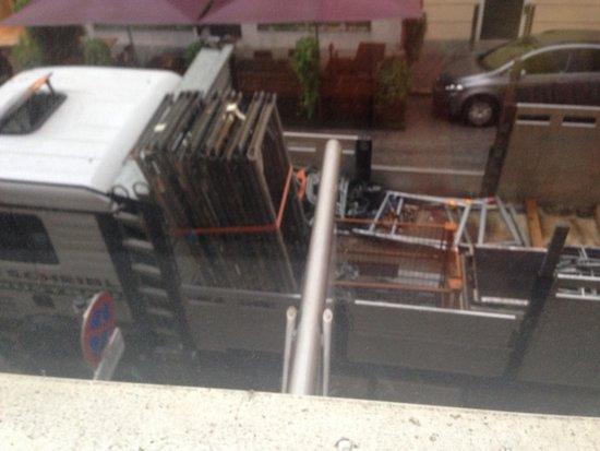 Crowne Plaza Hotel Salzburg - The Pitter: Scaffolding