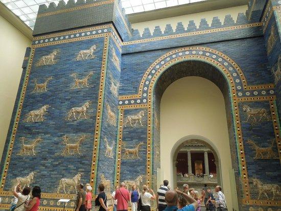 Museo de Pérgamo: Ischtar-Tor