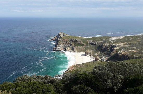 Cape Point Nature Reserve: secret beach