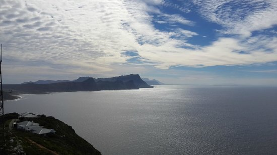 Cape Point Nature Reserve: across the bay