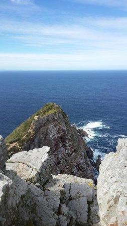 Cape Point Nature Reserve: the walk to the point