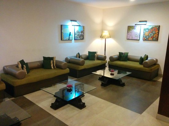 Munnar - Terrace Greens, A Sterling Holidays Resort: Lobby
