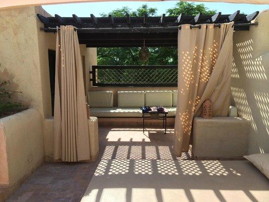 Club Med Marrakech le Riad: terrazza