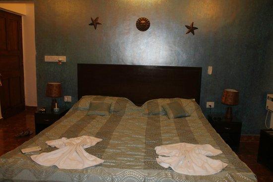 Santana Beach Resort: Bed